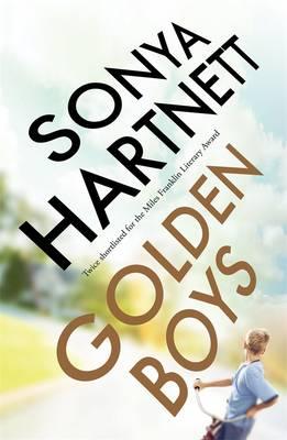 Golden Boys book