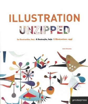 Illustration Unzipped by Cristian Campos