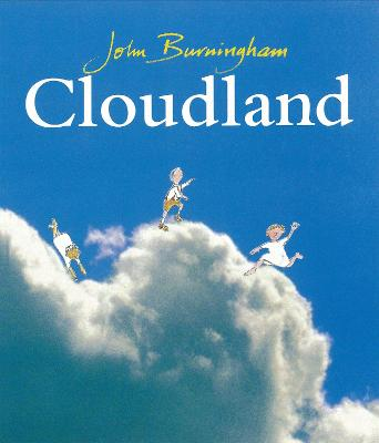 Cloudland by John Burningham
