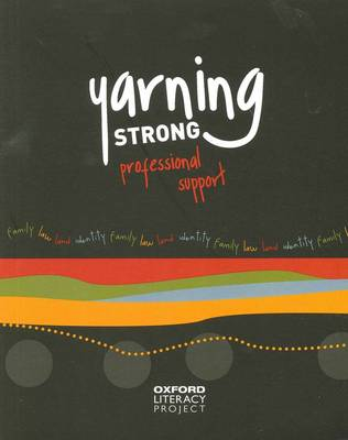 Yarning Strong Professional Support Teaching Guide book