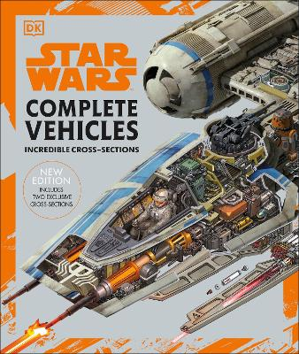 Star Wars Complete Vehicles New Edition by Pablo Hidalgo
