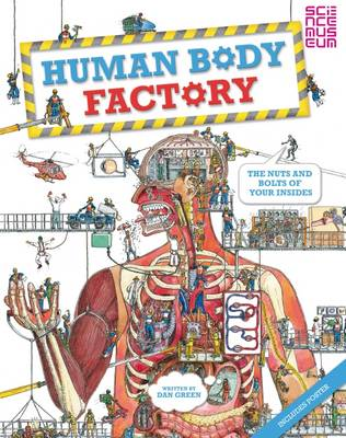 Human Body Factory by Green Dan