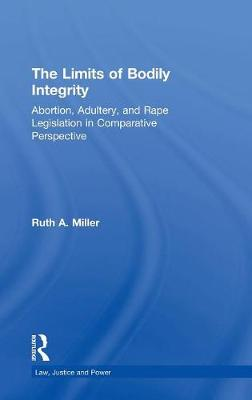 The Limits of Bodily Integrity by Ruth A. Miller