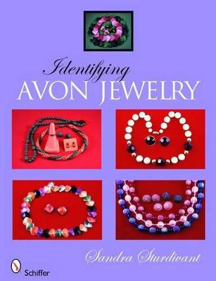 Identifying Avon Jewelry book