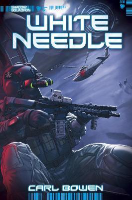 White Needle by Carl Bowen