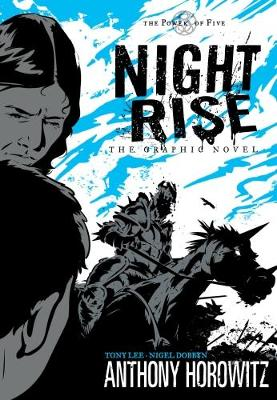 Power of Five: Nightrise - The Graphic Novel book