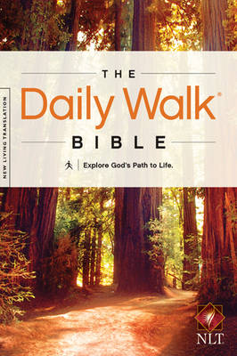Daily Walk Bible-NLT by Tyndale