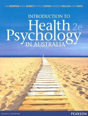 Introduction To Health Psychology in Australia by Phyllis Butow