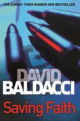 Saving Faith by David Baldacci