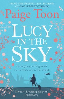 Lucy in the Sky book