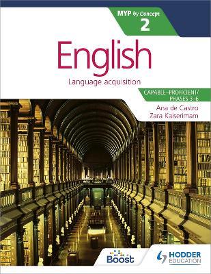 English for the IB MYP 2 by Zara Kaiserimam