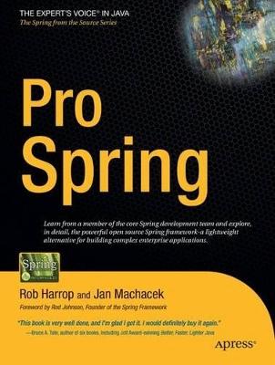 Pro Spring book