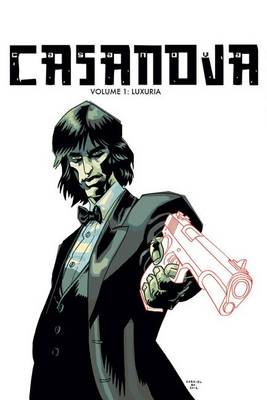 Casanova by Matt Fraction
