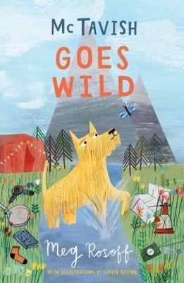 McTavish Goes Wild book
