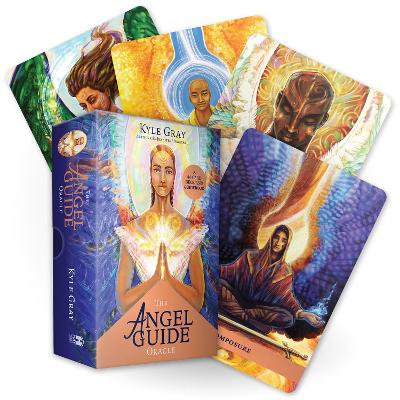 The Angel Guide Oracle: A 44-Card Deck and Guidebook by Kyle Gray