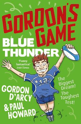 Gordon's Game: Blue Thunder by Paul Howard