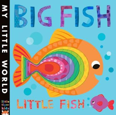 Big Fish, Little Fish: A bubbly book of opposites by Fhiona Galloway