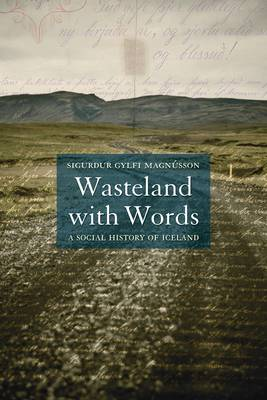 Wasteland with Words book