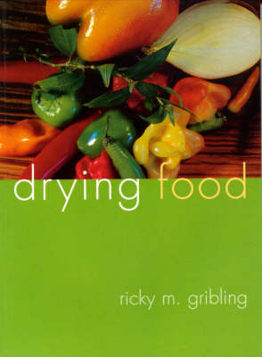 Drying Food book