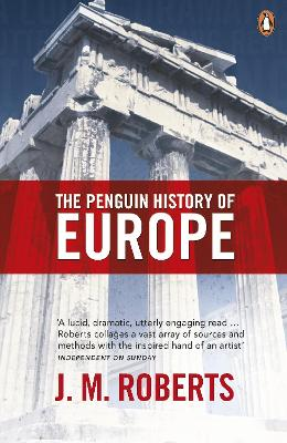Penguin History of Europe book