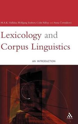 Perspectives in Lexicology and Corpus Linguistics by M. A. K. Halliday