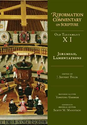 Jeremiah, Lamentations by J Jeffery Tyler