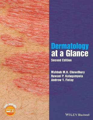 Dermatology at a Glance by Mahbub M. U. Chowdhury