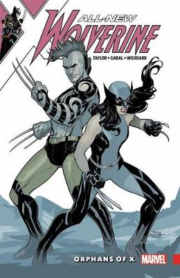 All-new Wolverine Vol. 5 by Tom Taylor