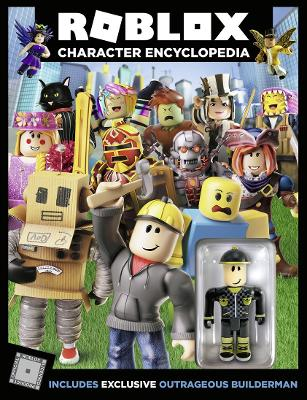 Roblox Character Encyclopedia by Egmont Publishing UK
