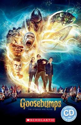 Goosebumps by Jane Rollason