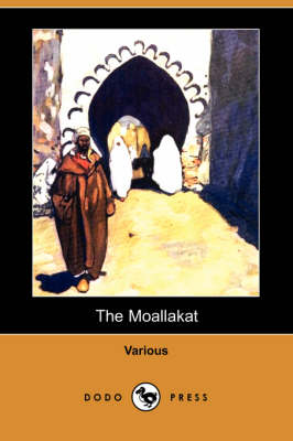 Moallakat (Dodo Press) book