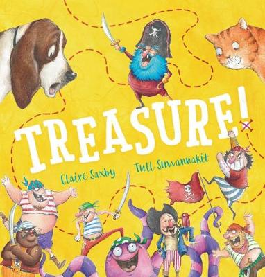 Treasure by Claire Saxby