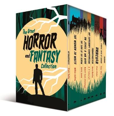 The Great Horror and Fantasy Collection book