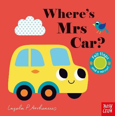 Where's Mrs Car? book