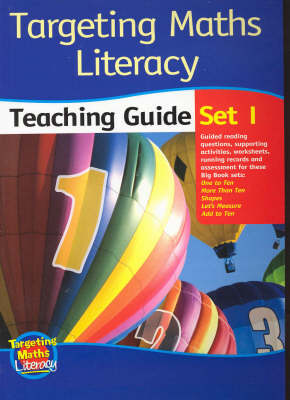 Targeting Maths Literacy Set 1 by Katy Pike