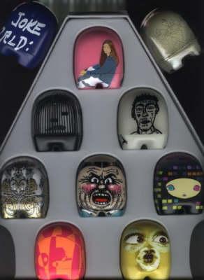 Artists Toys by Alex Katz