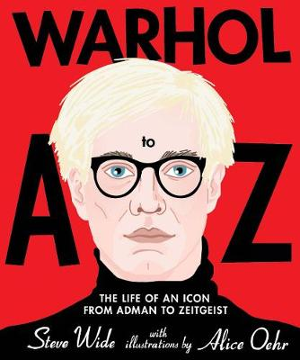 Warhol A to Z book