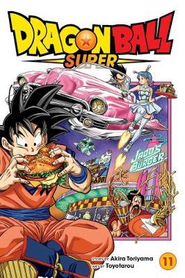 Dragon Ball Super, Vol. 11 by Toyotarou