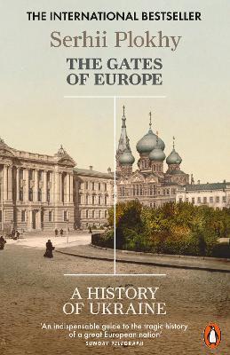 Gates of Europe book