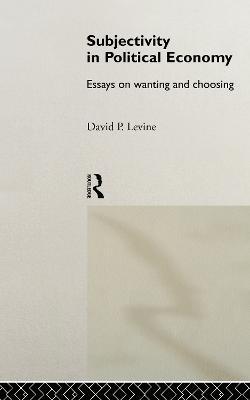 Wanting and Choosing book