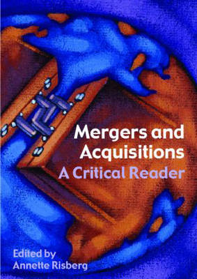 Mergers and Acquisitions book