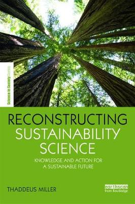Reconstructing Sustainability Science book