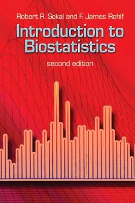 Introduction to Biostatistics by Robert R. Sokal