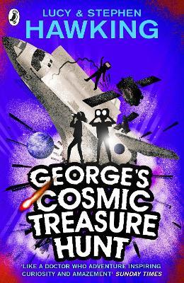 George's Cosmic Treasure Hunt by Lucy Hawking