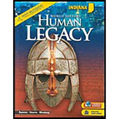 World History: Human Legacy Indiana by Stearns