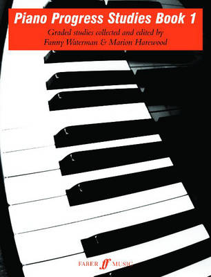 Piano Progress Studies, Bk 1 by Fanny Waterman