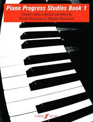 Piano Progress Studies, Bk 1 book