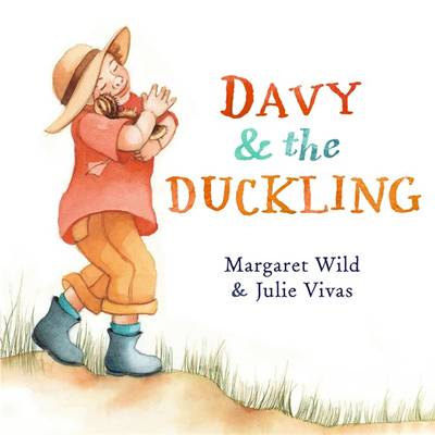 Davy and the Duckling book
