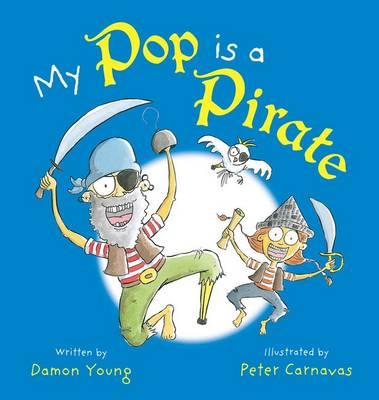 My Pop is a Pirate book