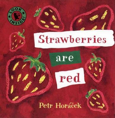 Strawberries are Red book